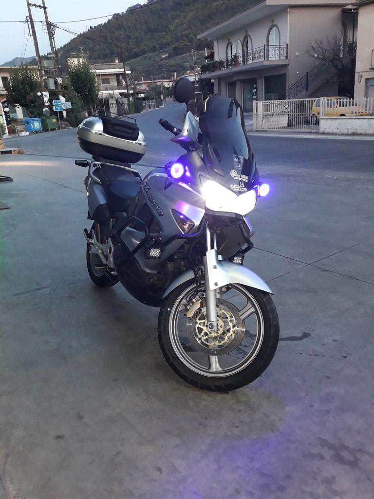Honda XL 1000V …