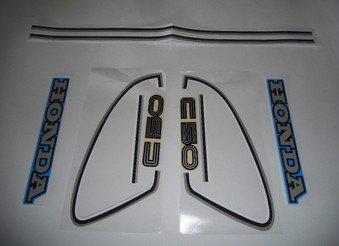 Honda C50-C70-C90 Σετ ...